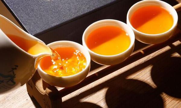 武夷岩茶——香气